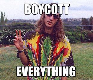 boycotteverything